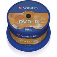 DVD-R 4,7GB 16x, 50ks